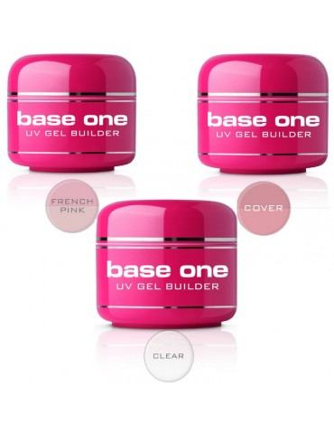 Gel UV French Pink Base One...