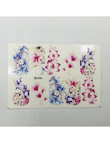 Tatuaj 3D - 314x