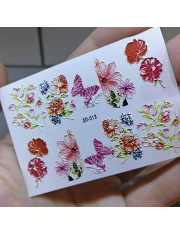 Tatuaj 3D - 312