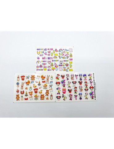 Set tatuaje 3D - 4 - Fun Baby