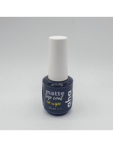 Top Coat AHA - No Wipe - Matte