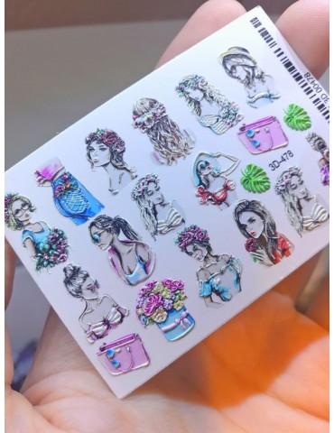 Tatuaj 3D - 478