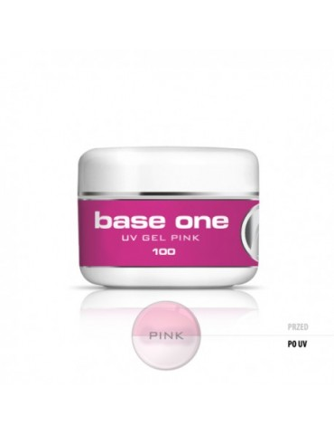Gel Pink Base One - 100 gr