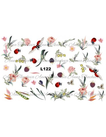 Tatuaj simplu L122