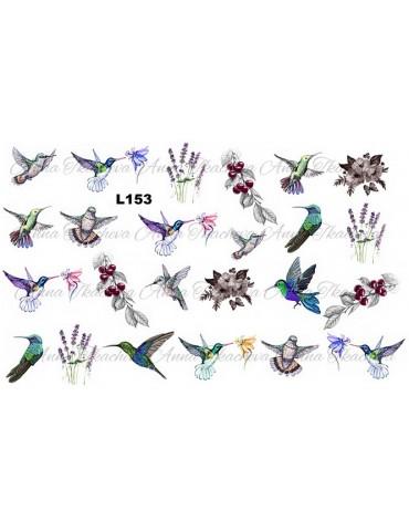 Tatuaj simplu L153