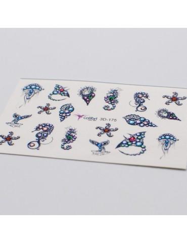 Tatuaj 3D Colibri - 175