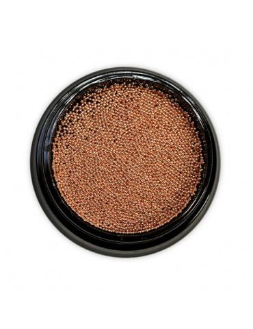 Caviar metalic rosegold